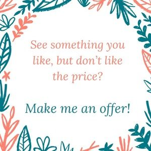 Other - Make Me An Offer! 👍🏻